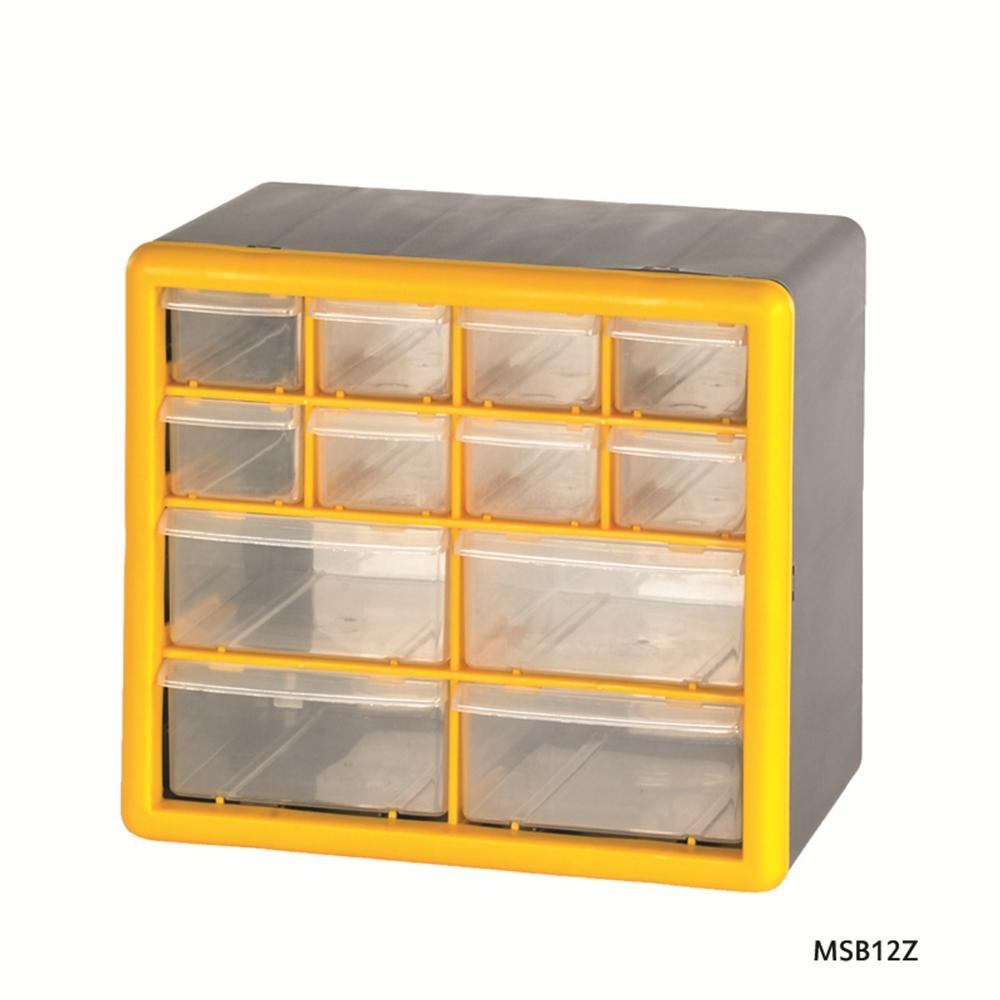 12 Compartment Storage Box