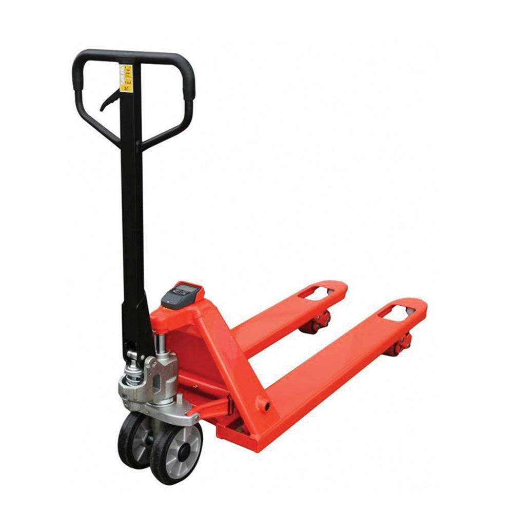 Weigh Scale Pallet Truck - 1150mm x 572mm