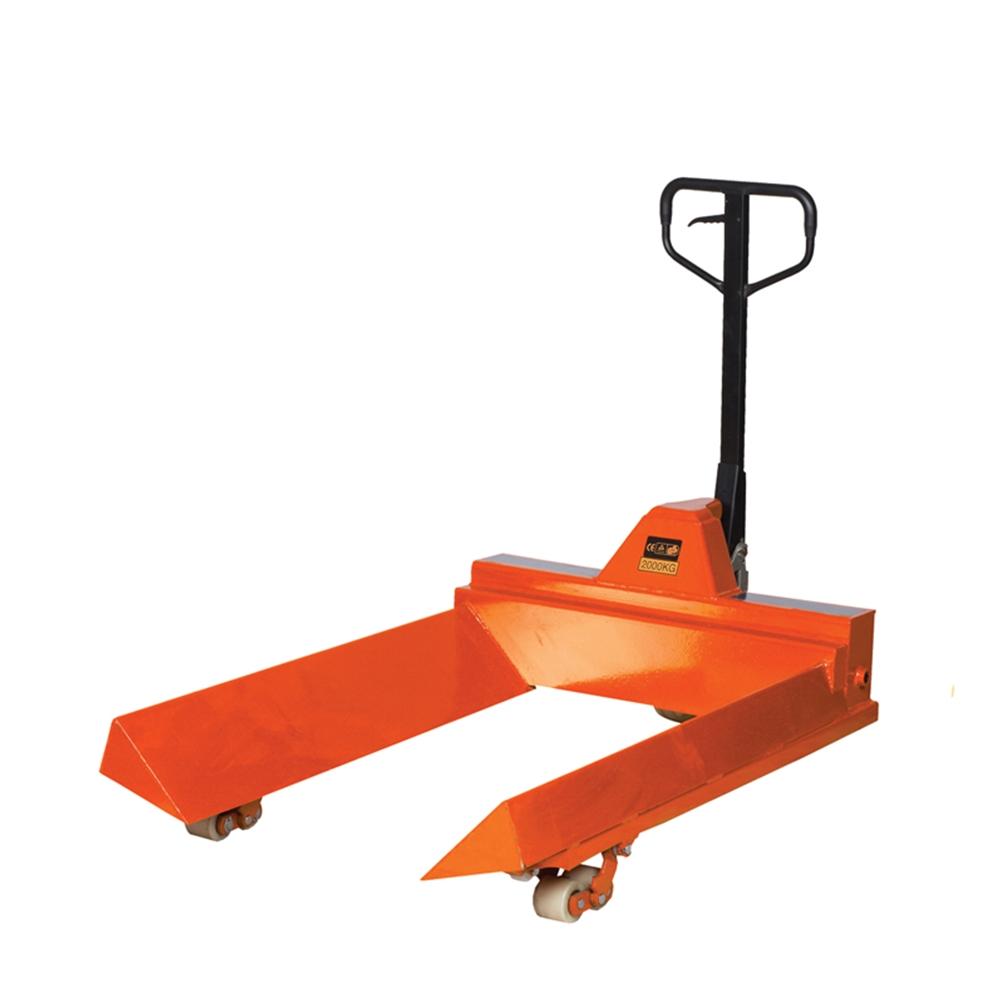 Reel Handling Pallet Truck - Reel Size - 400/600