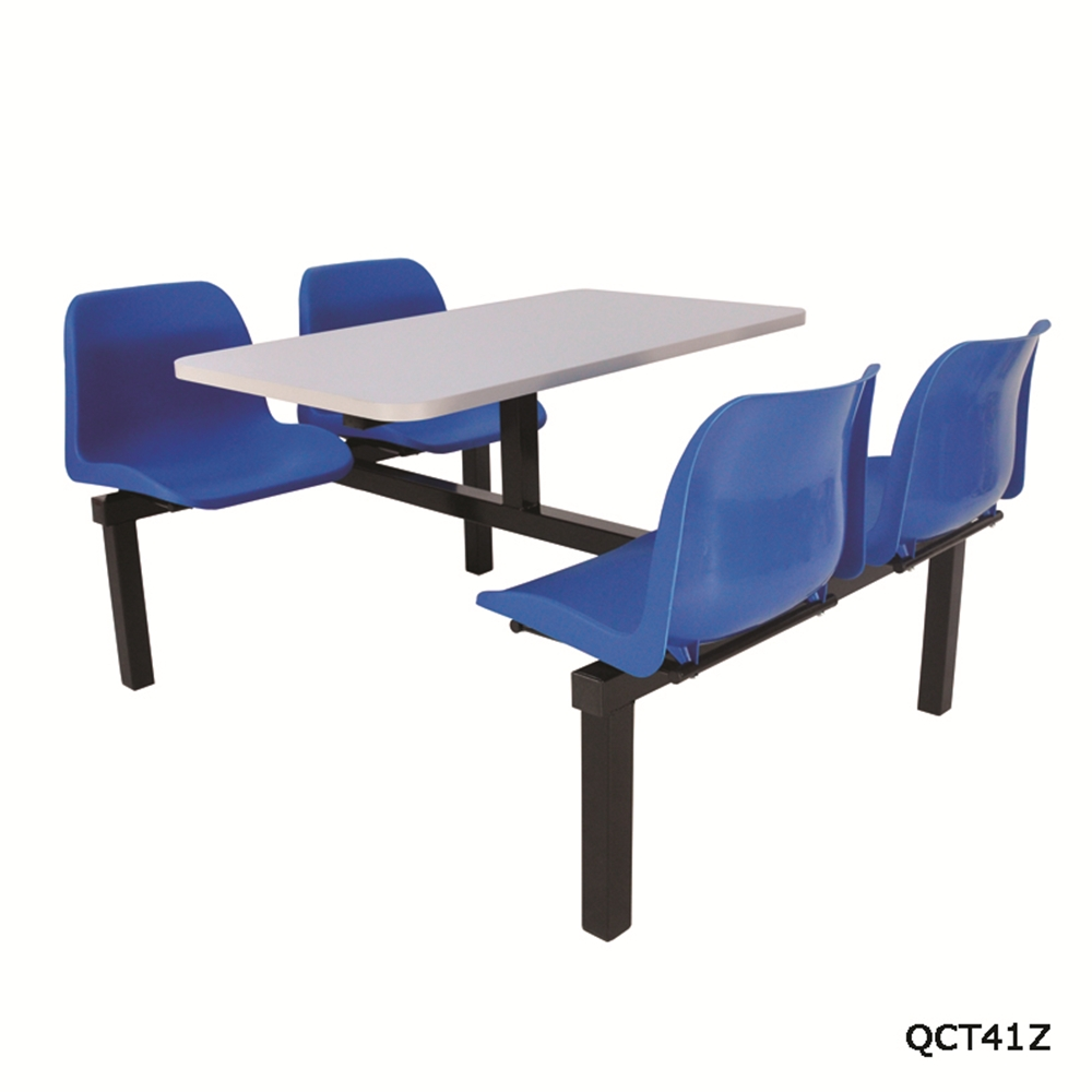 Canteen Tables - Wall Units - 1 Way Entry