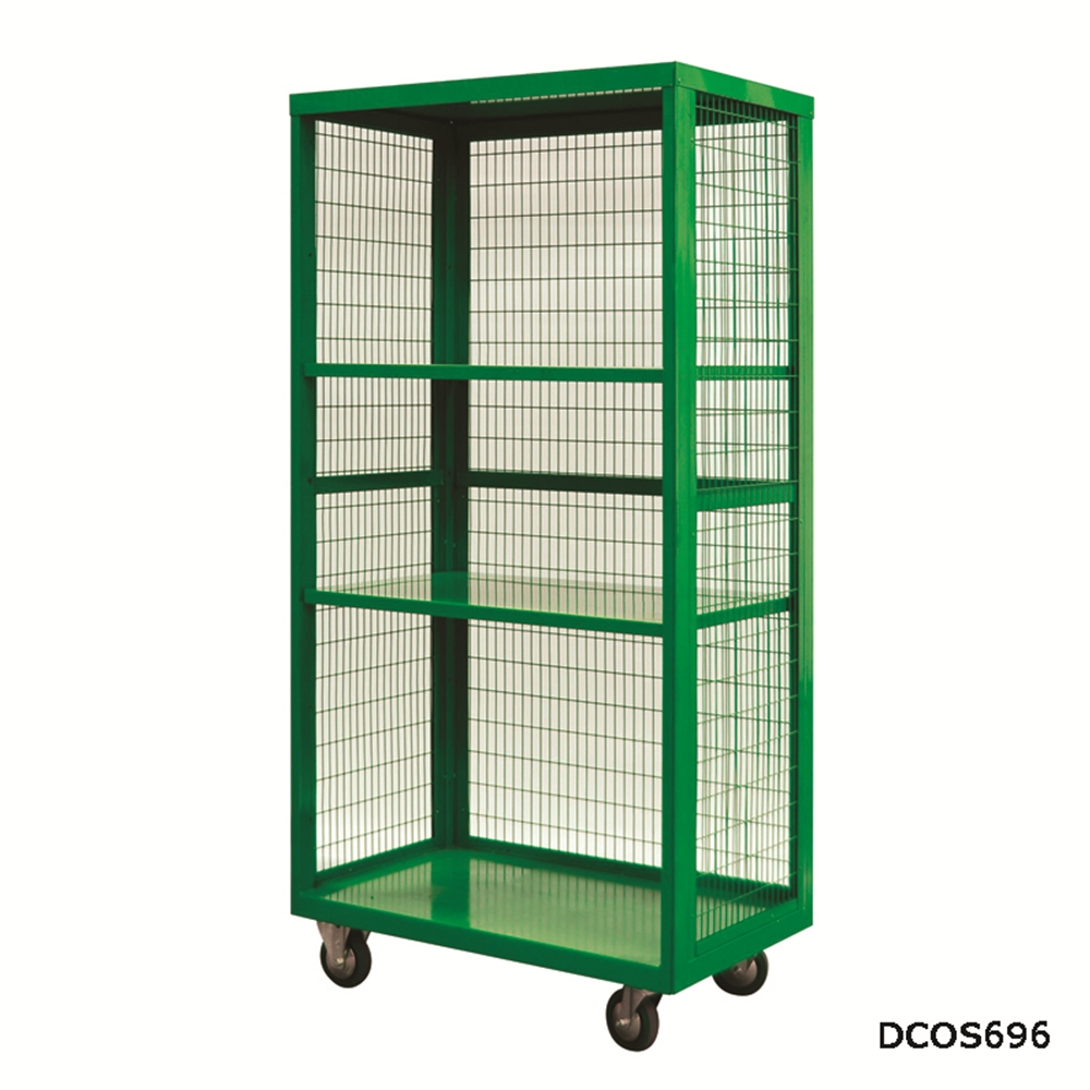 Distribution Cages - Open Front