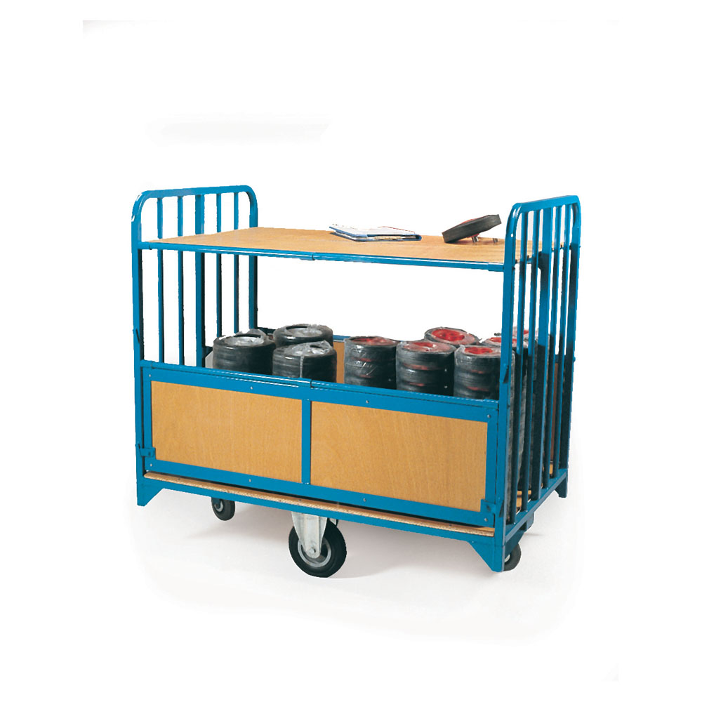 5 WAY CONVERTIBLE TROLLEY - Firm Load