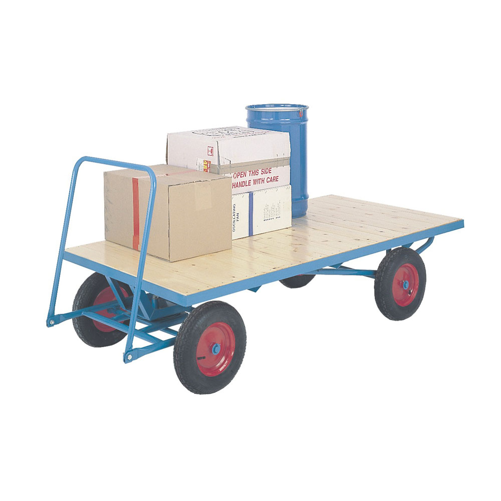 Add-on Friction Parking Brake to suit TP Trucks