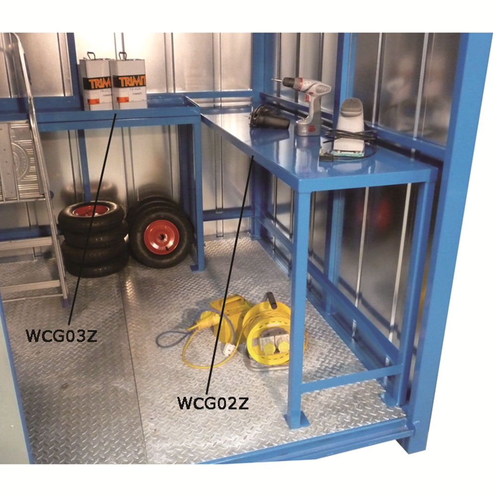 Spill Tray - to suit WCG02Z