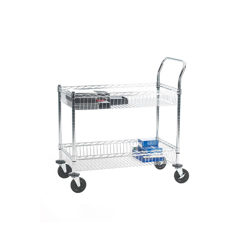 Wire Trolley - 2 Tray