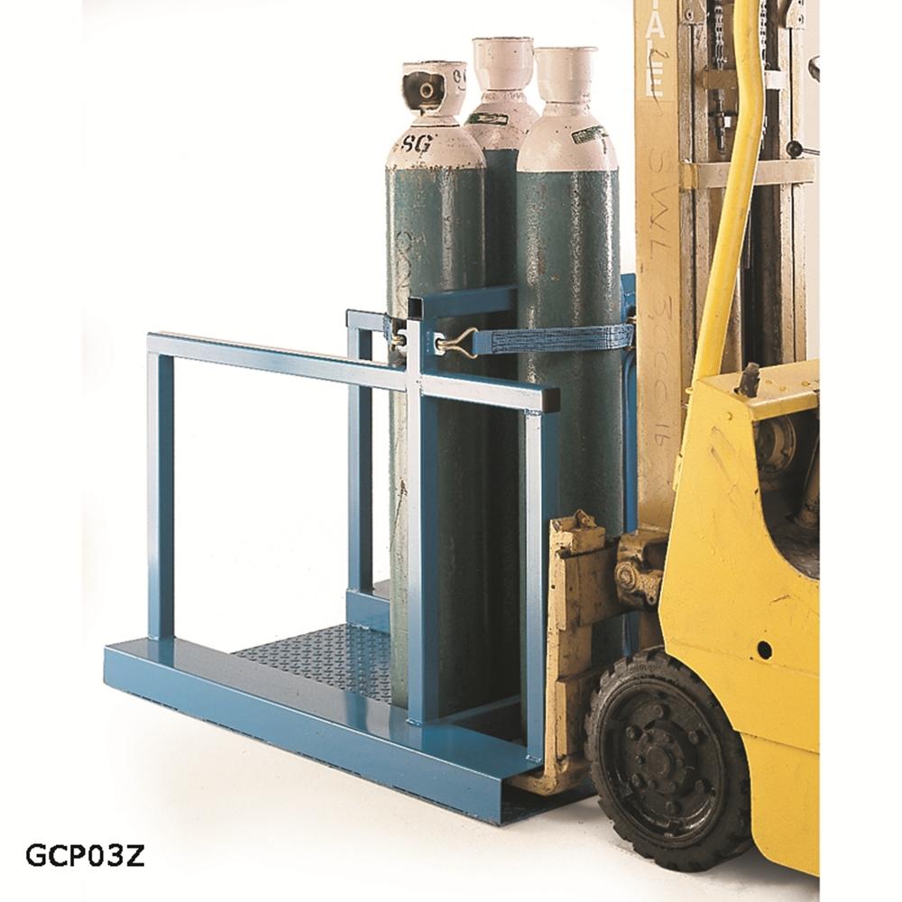 Gas Cylinder Pallet Cage - 995 x 1050 x 1200