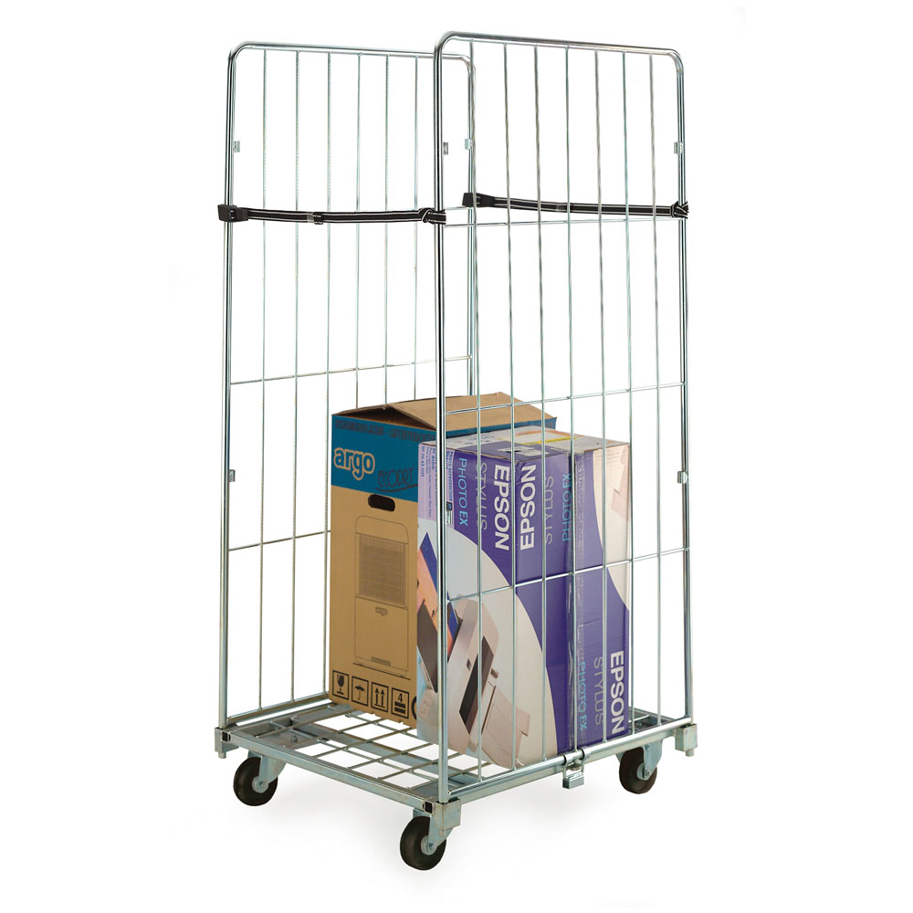 Removable Shelf to suit Demountable Roll Containers