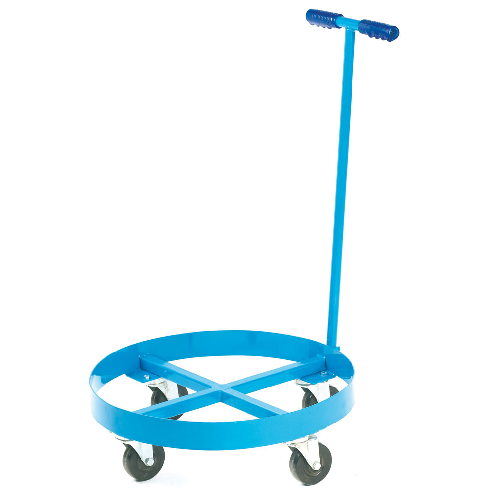 Drum Dolly with Handle - 615mm x 615mm