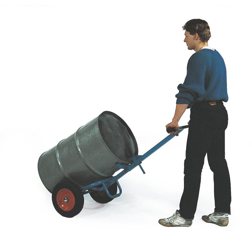 Drum Transporter - 1575 x 705 - Cushion Wheels