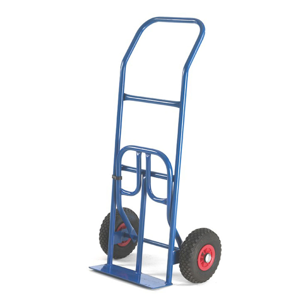 Fixed and Folding Toe Plate Sack Truck