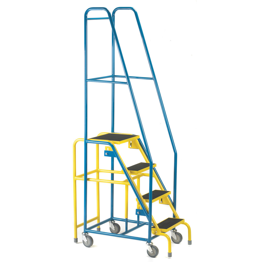 Standard Duplex Steps - Phenolic Non-Slip Treads