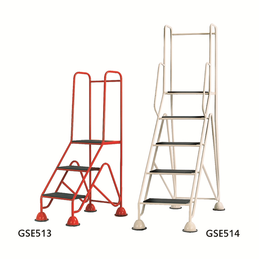 GS Easy Glide Steps - Injected Moulded Treads