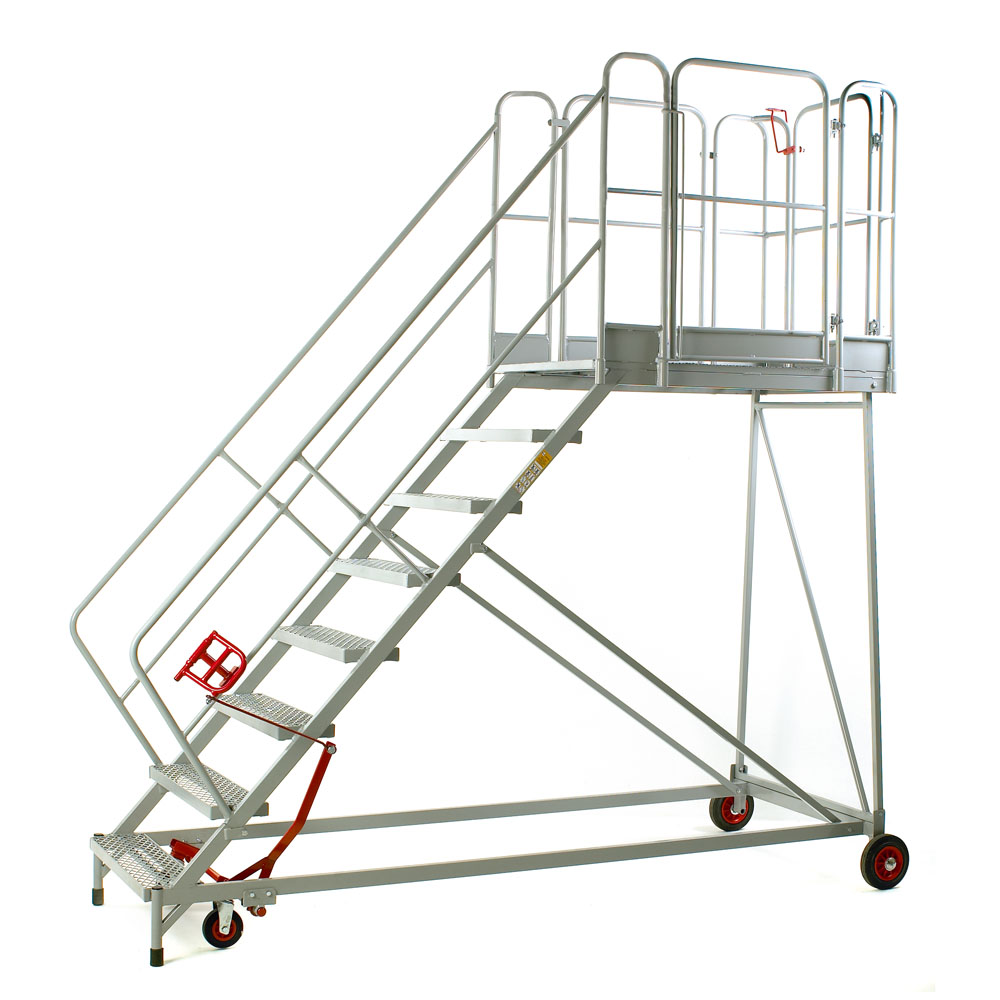 GS Easy Slope Access Platforms