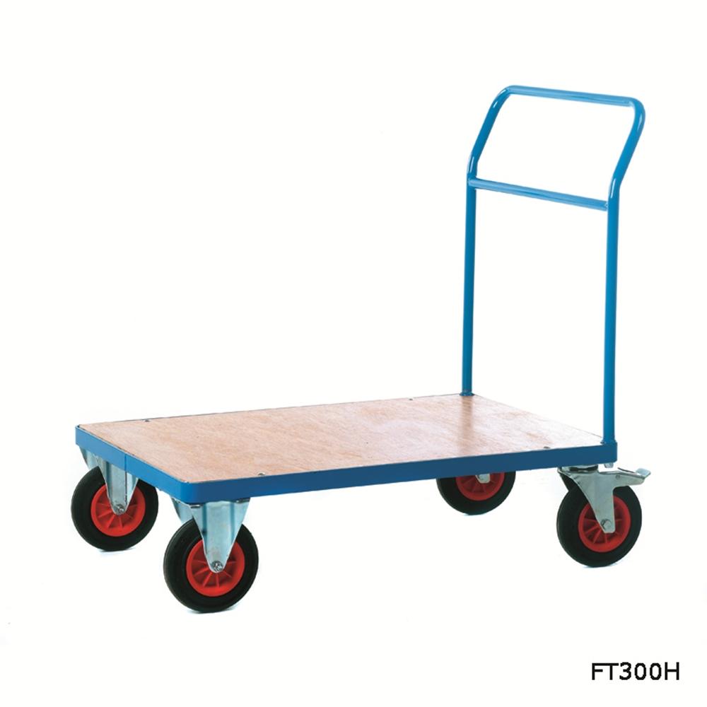 Fort Plywood Board Platform Trucks - 1 Bar End