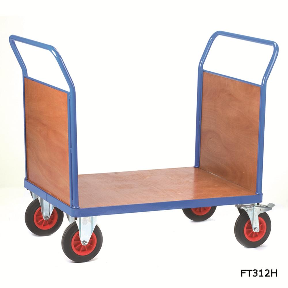 Fort Plywood Board Platform Trucks - Two Ends