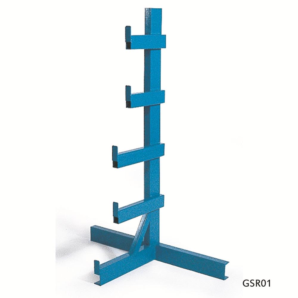 Heavy Duty Bar Storage Rack - Single Sided