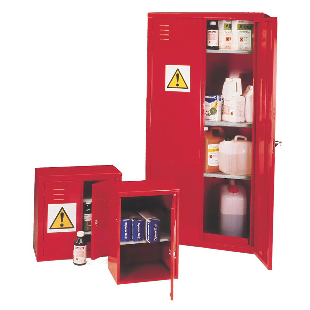 Floor Stand - to suit Pesticide/Agrochemical Cabinet Range