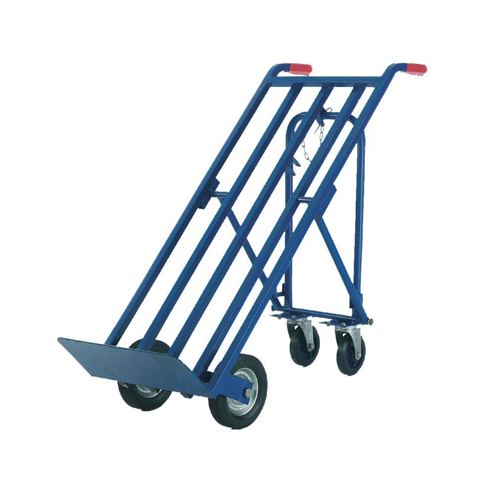 Medium Duty Three Way Truck - Blue