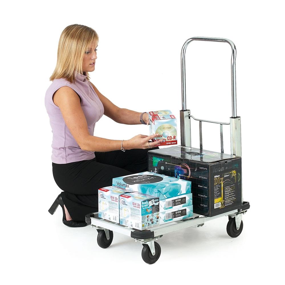 Multi-Position Trolley