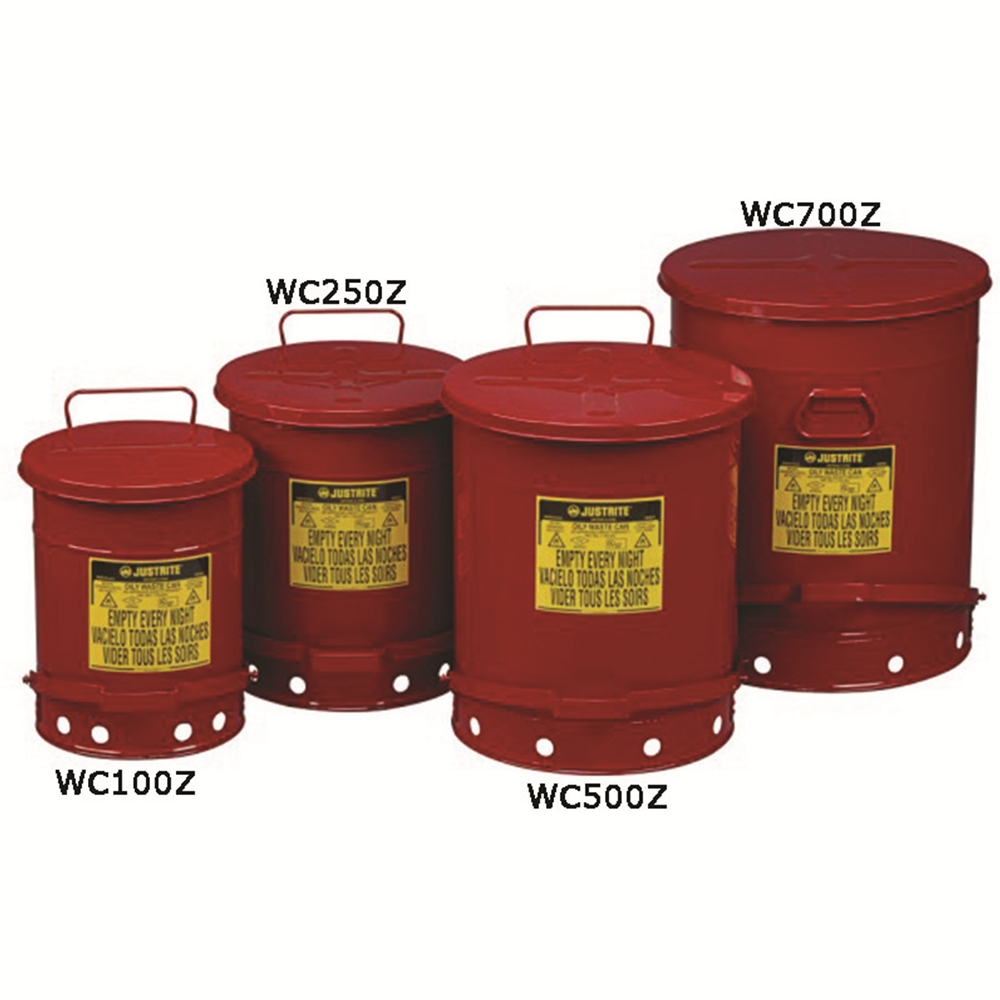 Oily Waste Cans
