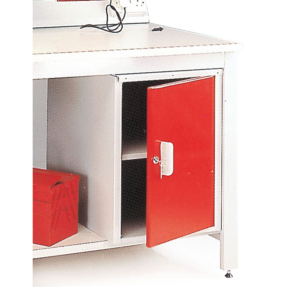 Lockable Cupboards for General Purpose Workbenches
