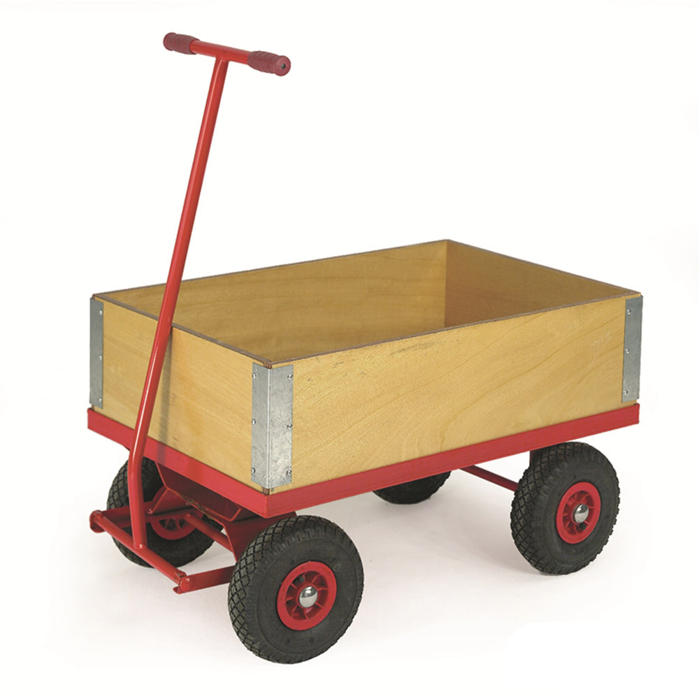 Optional Box Body to suit GP89 / GP99 Trucks