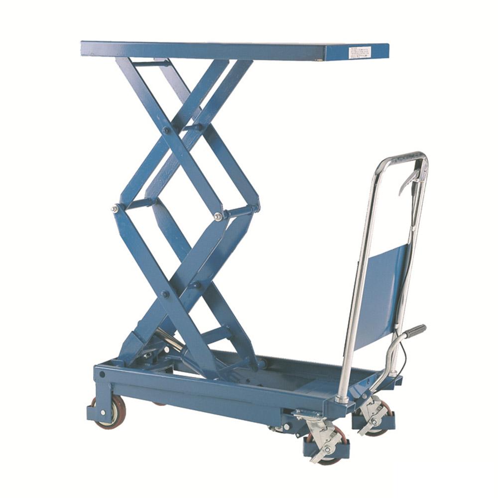 Double Scissor Lift Trolley - 350kg