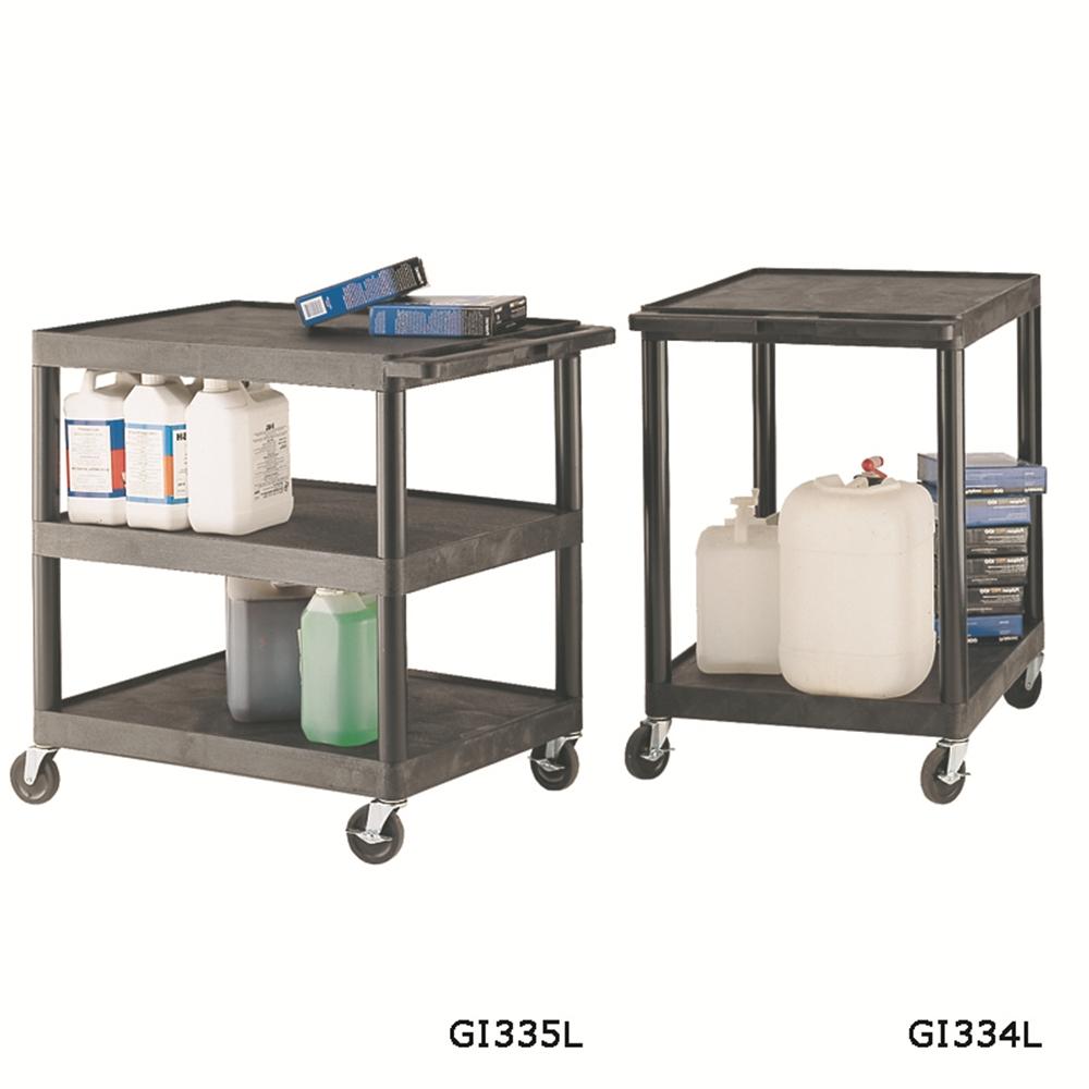 Service Trolley - 3 Shelf
