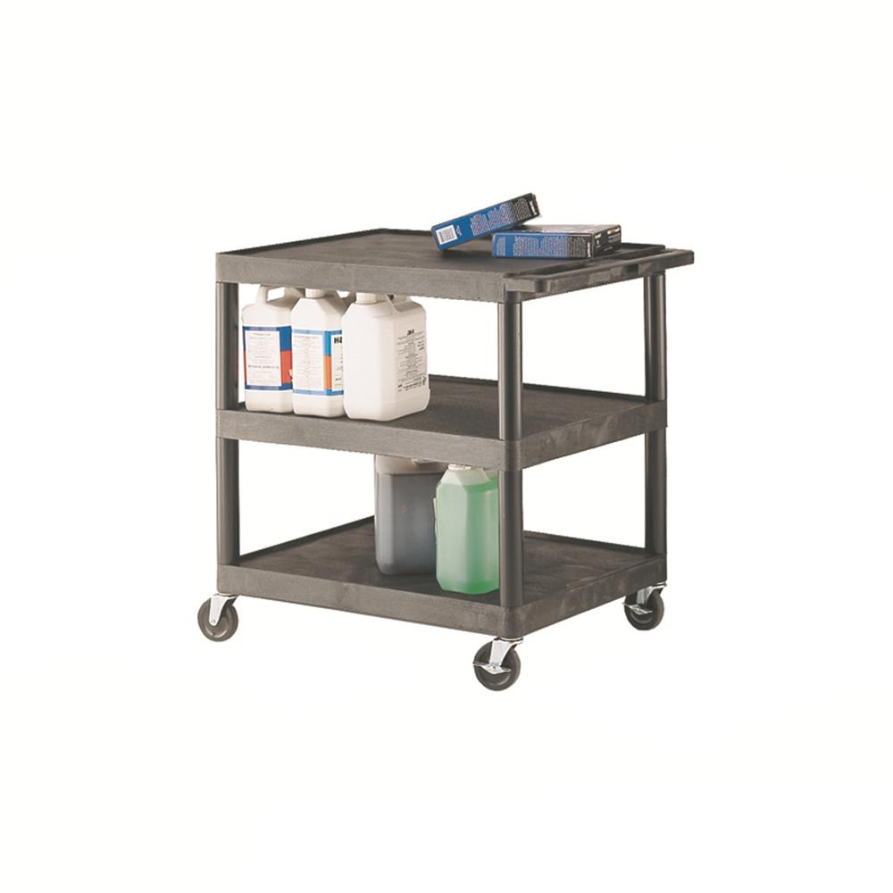 Service Trolley - 2 Shelf