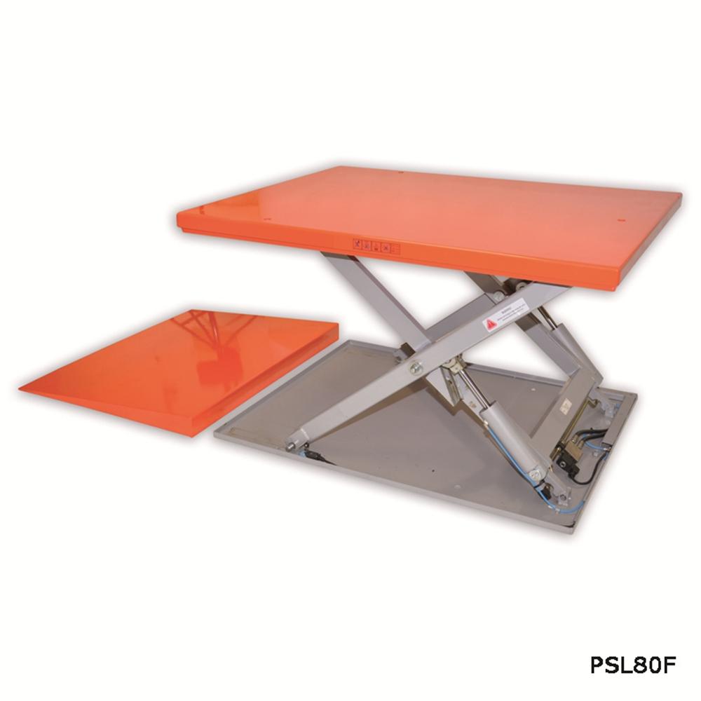 Static Lift Table - Full Platform