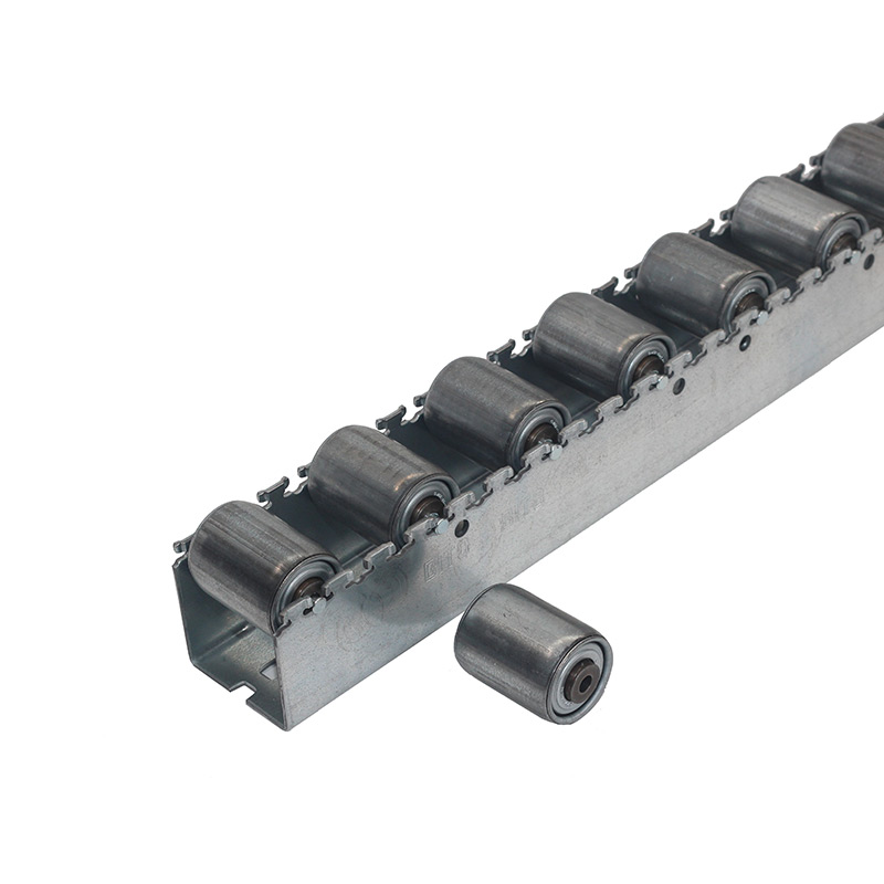 HD Roller Tracks - Cyl Steel Rollers - 72mm Pitch