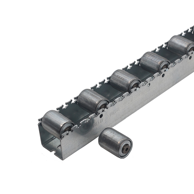 HD Roller Tracks - Cyl Steel Rollers - 96mm Pitch