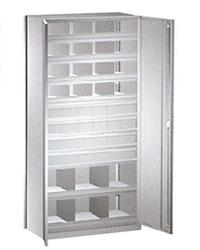HI280 Ship Shelving Cabinet with 11 Shelves