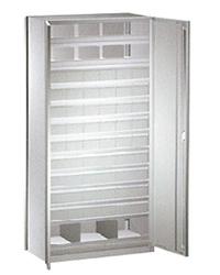 HI280 Ship Shelving Cabinet with 13 Shelves