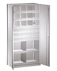 HI280 Ship Shelving Cabinet with 9 Shelves