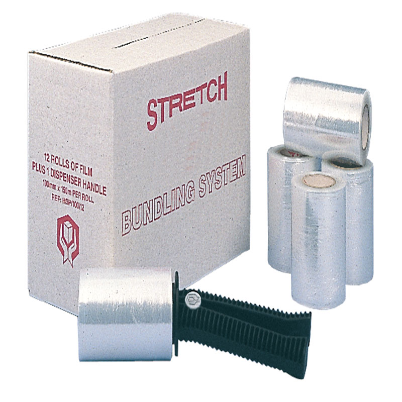 Stretch Packer Kits and Film
