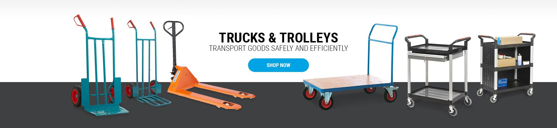 Trucks & Trolleys Splash