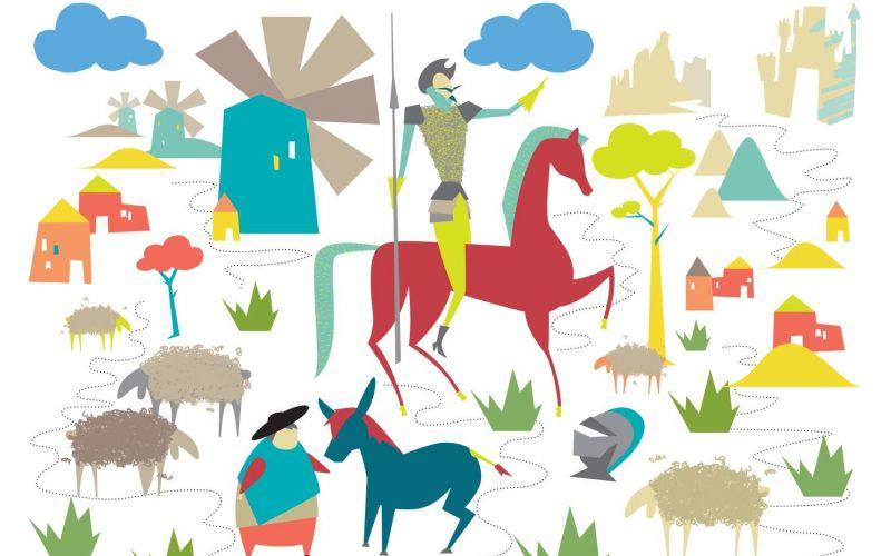 Le avventure dell'ingegnoso ed errante cavaliere Don Chisciotte della Mancha