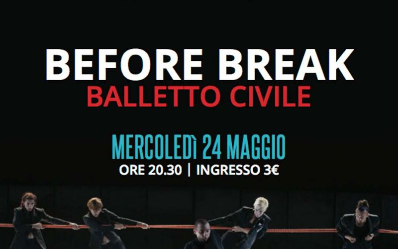 Before  break - balletto civile