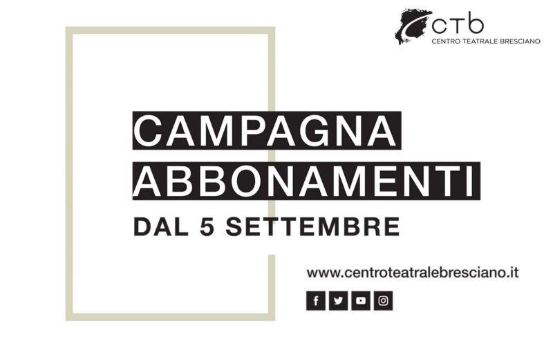 ABBONAMENTO CARNET (8 SPETTACOLI) dal 13 ottobre