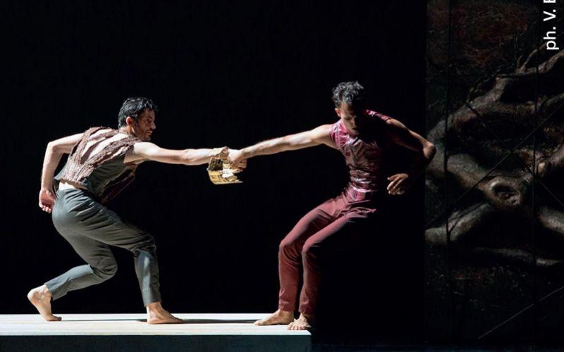 Tempesta Una coreografia da William Shakespeare - Conferenza