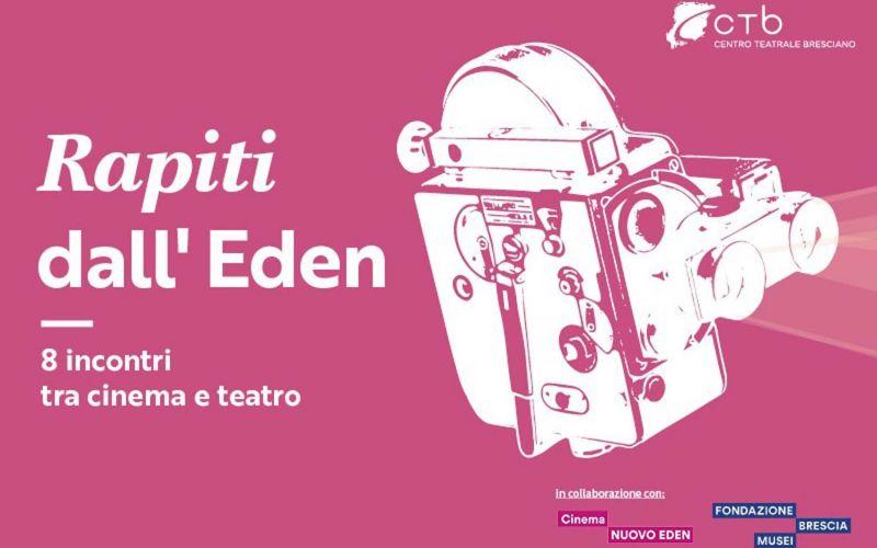 Rapiti dall'Eden 2019-20 - ANNULLATI GLI INCONTRI DEL 29 FEBBRAIO, 21 MARZO, 23 MAGGIO E 13 GIUGNO