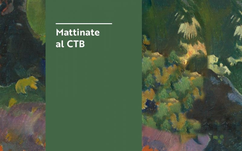 MATTINATE AL CTB ANNULLATO