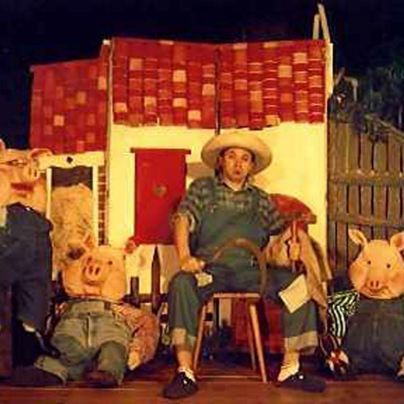 I tre porcellini  - teatro ragazzi
