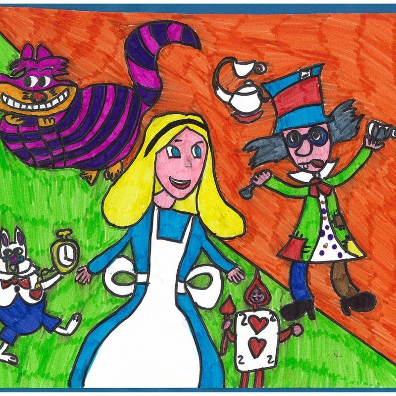 Alice, una, cento, mille bambine