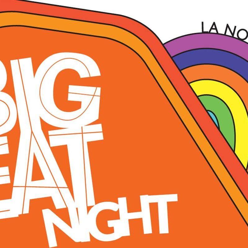 THE BIG BEAT NIGHT - Notte della Cultura