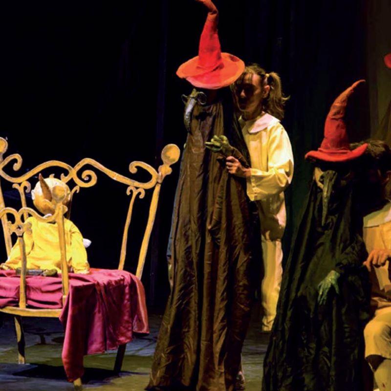 Pinocchio. Teatro ragazzi