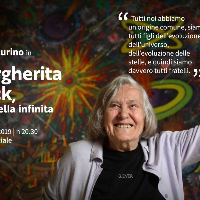 Margherita Hack, una stella infinita