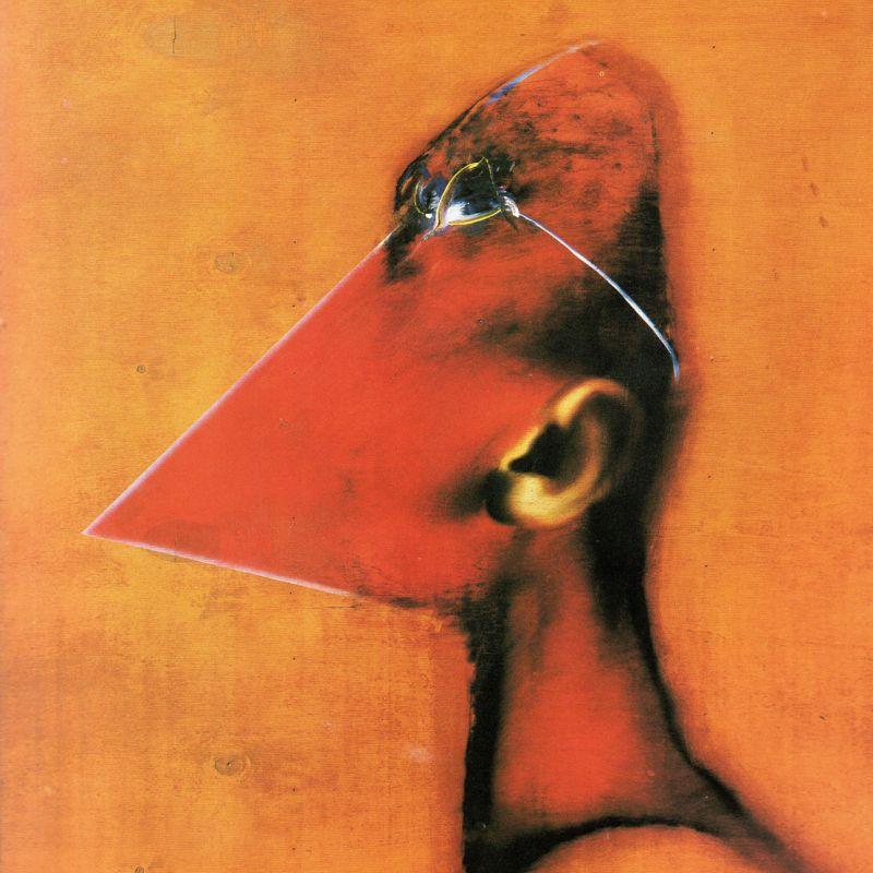 La Voce - opera pittorica di Franco Accursio Gulino