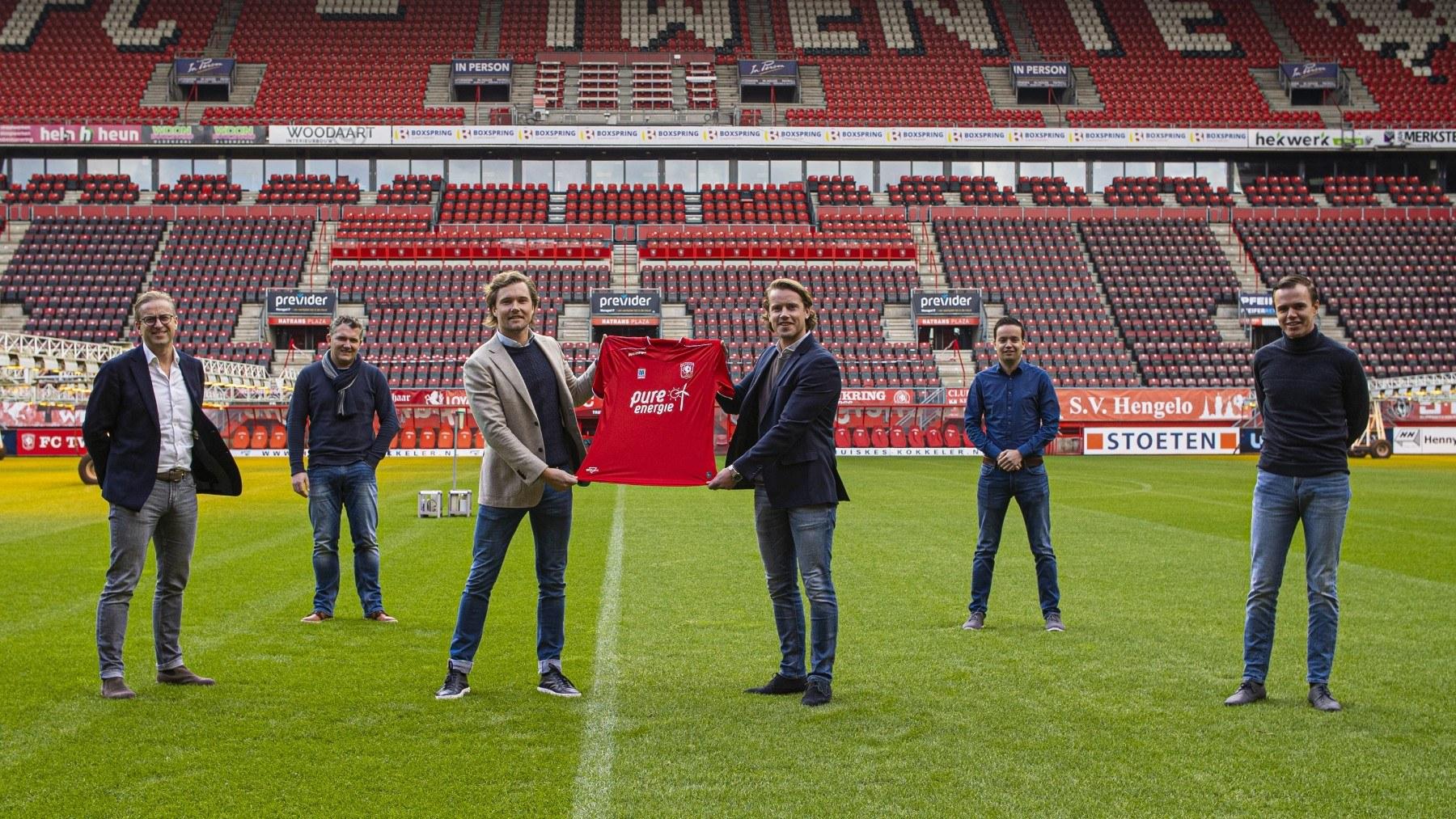 Trots, wij zijn digitaal partner van FC Twente!